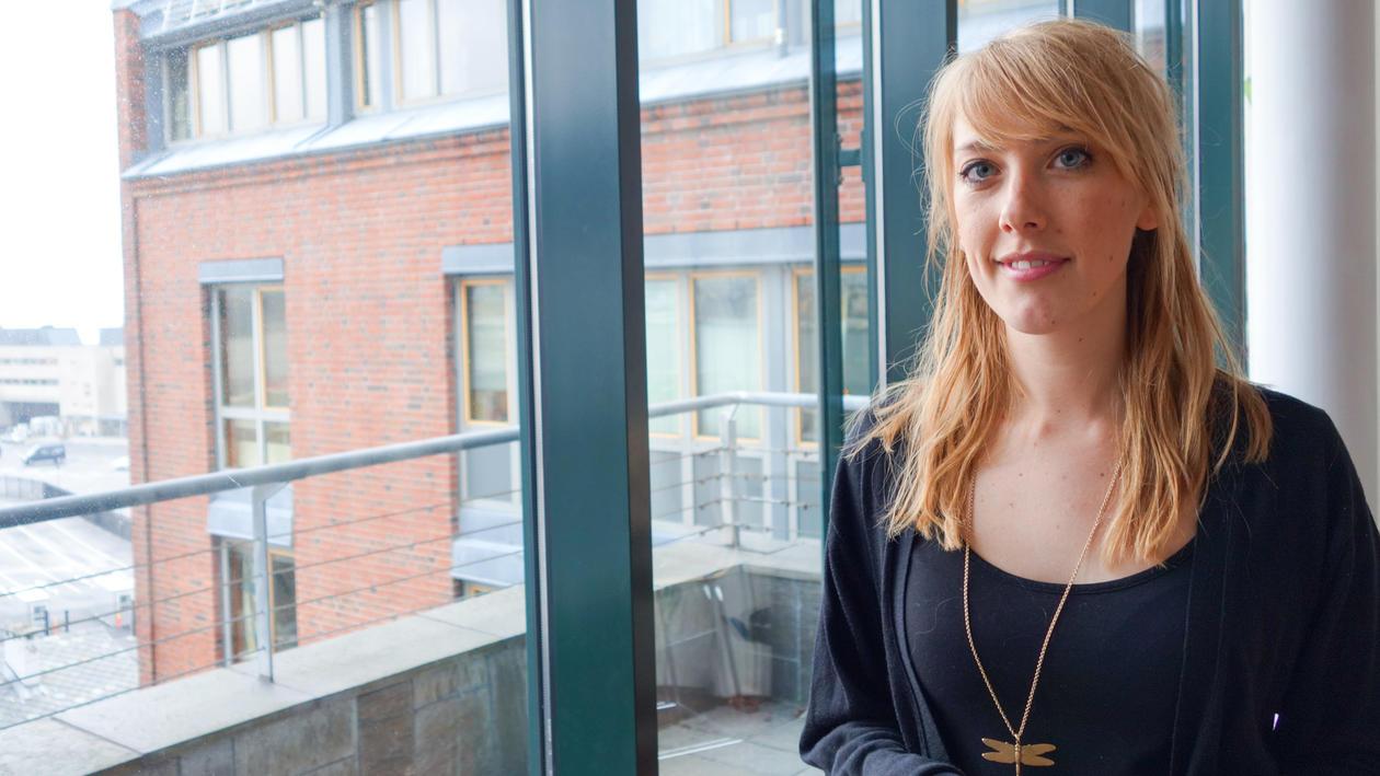 Researcher Maja Janmyr