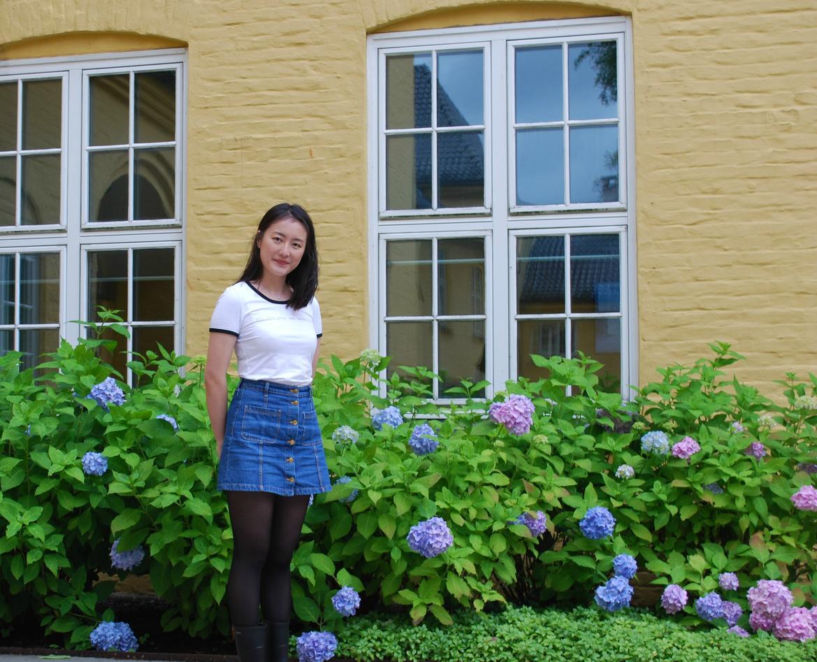Photo of Ms Yang Yang