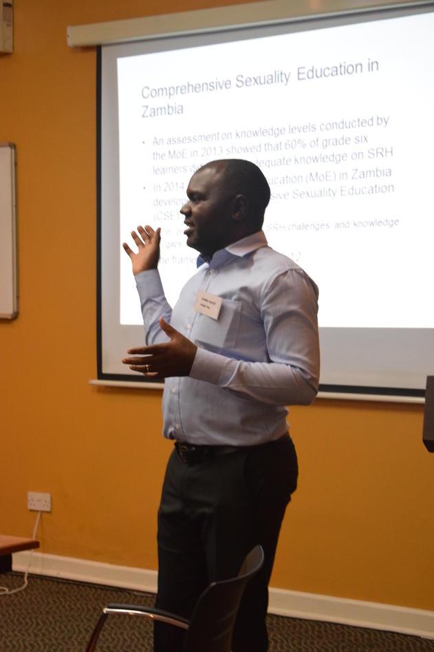 Presentation at annual meeting