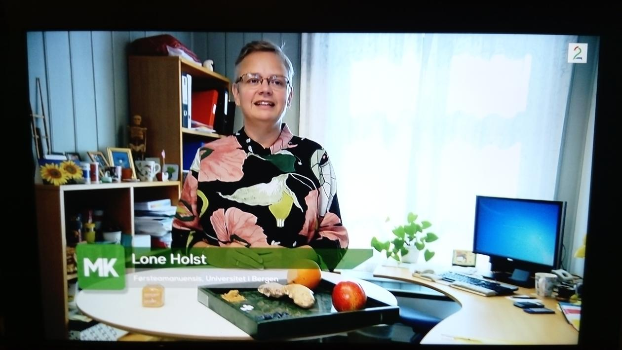 Lone Holst