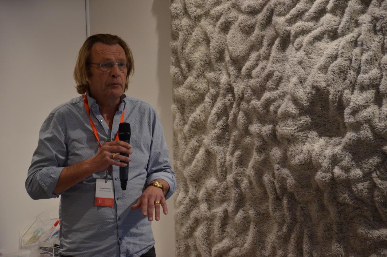 Arne Östman, KI