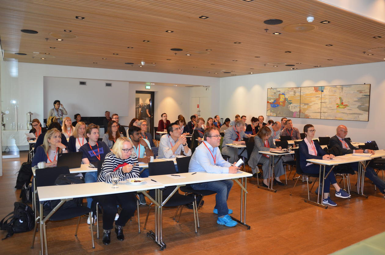 Bergen Fibrosis Conference, 2019