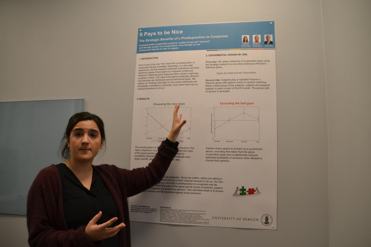 Serdarevic poster presenting