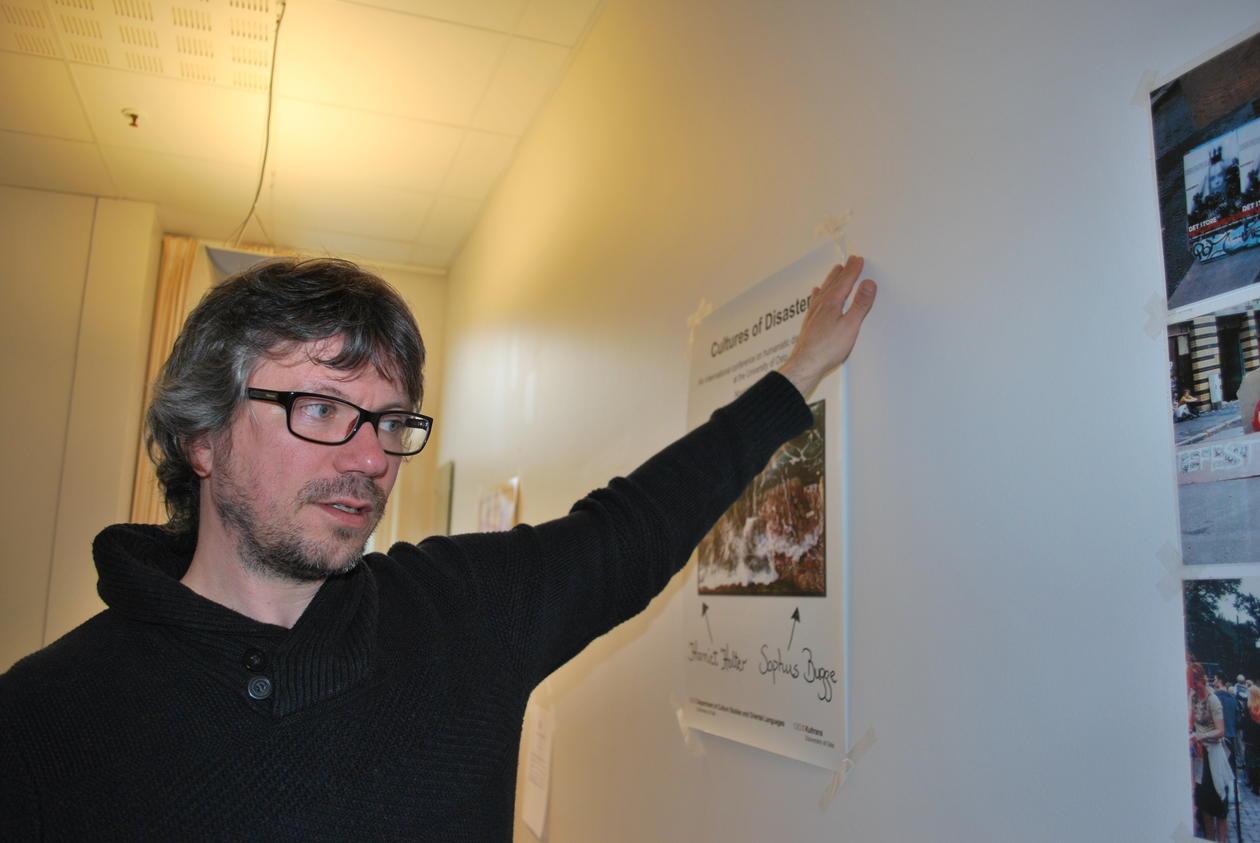 Professor Kyrre Kverndokk