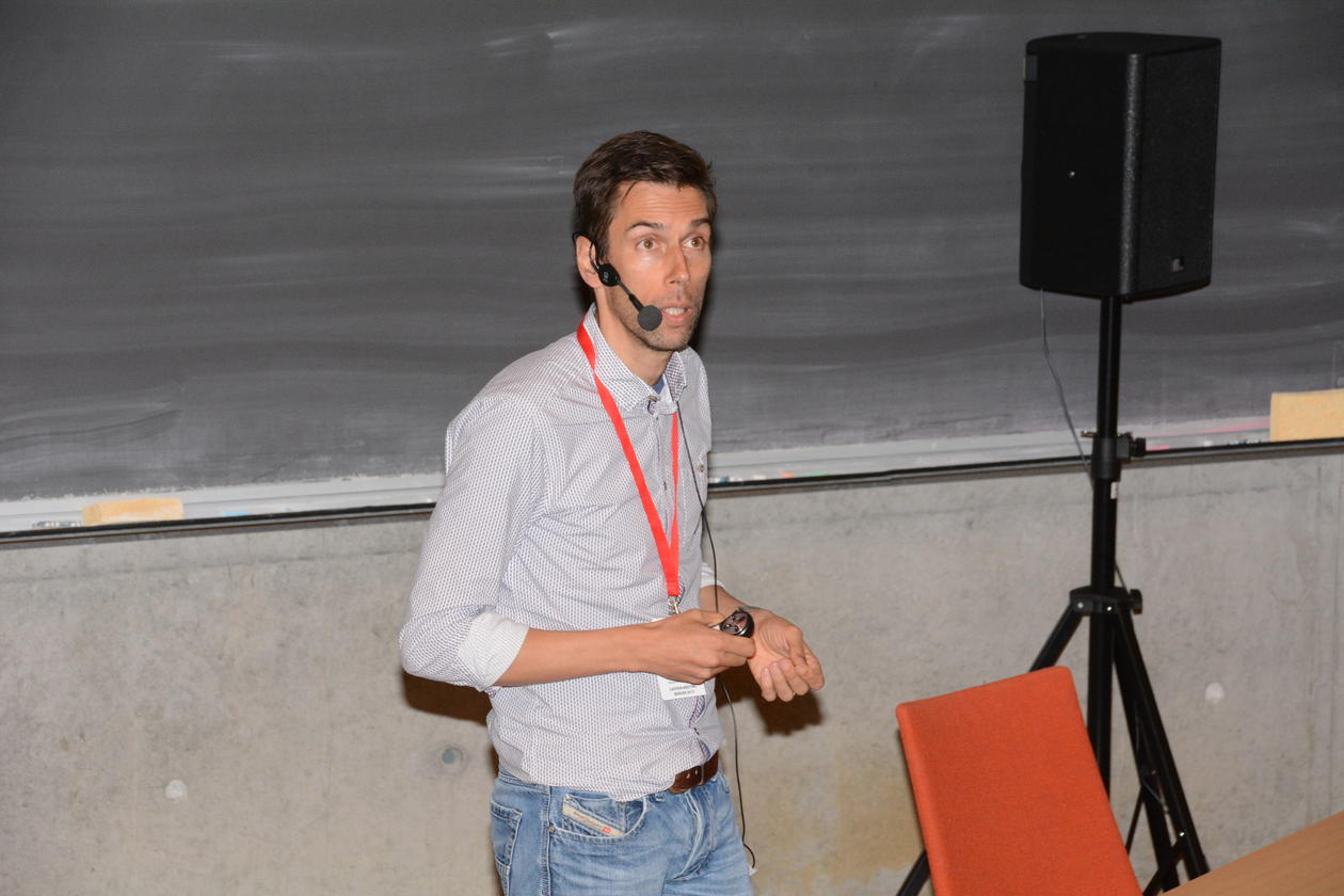 The Marie Curie ITN Network Conference - Erik Sahai