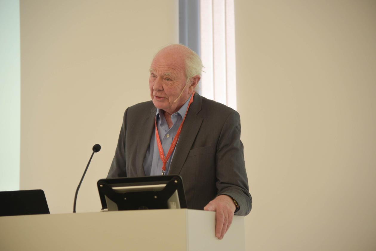 Professor Kaare Norum