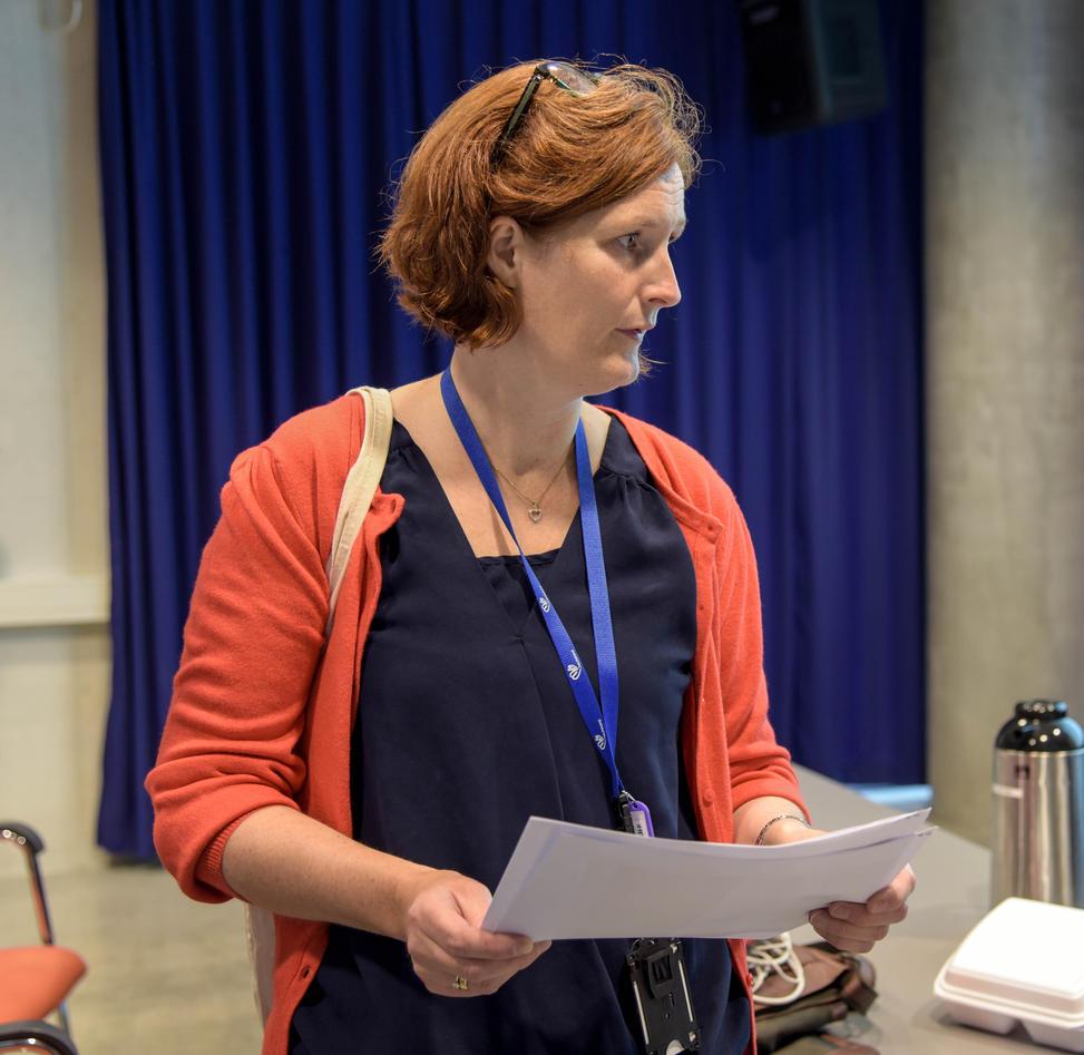 Anne Berit Kolmannskog er administrativt ansvarlig for gjennomføringen av OSKE
