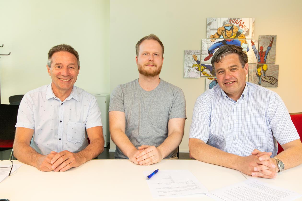 Tobias Staaby blir Norges første Ph.D.-lærer