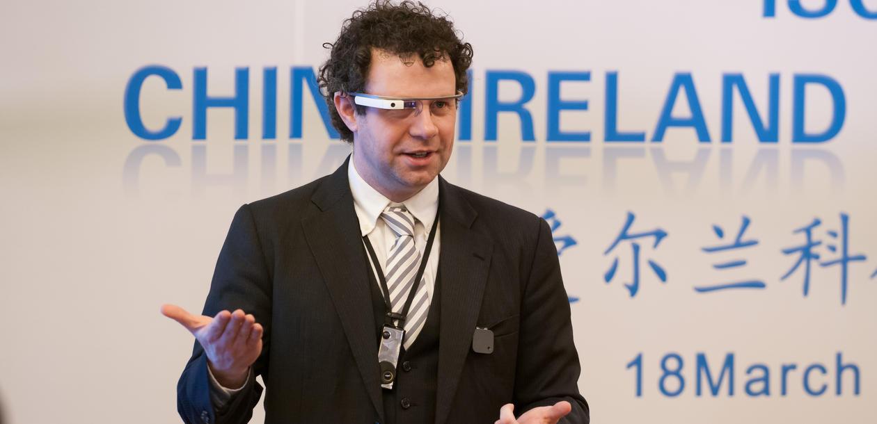 Professor Cathal Gurrin
