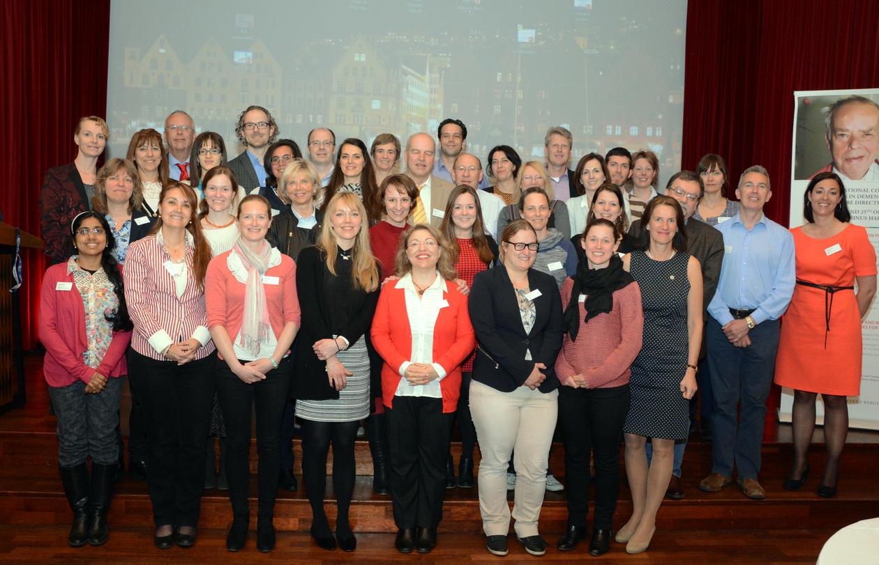 Ledende demensforskere samlet i Bergen