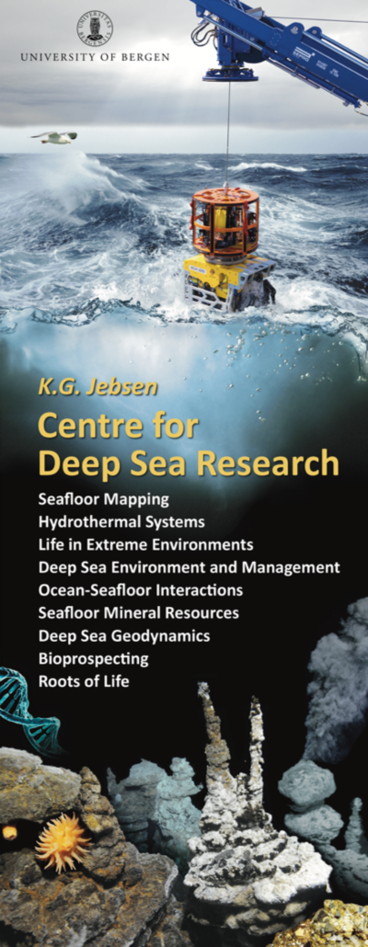 K.G.Jebsen Centre for Deep Sea research
