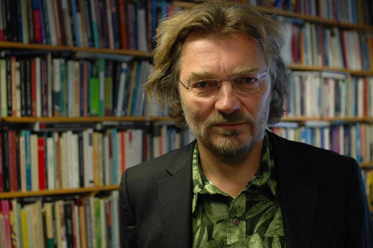 Professor Edvard Hviding, Department of Social Anthropology, University of Bergen.