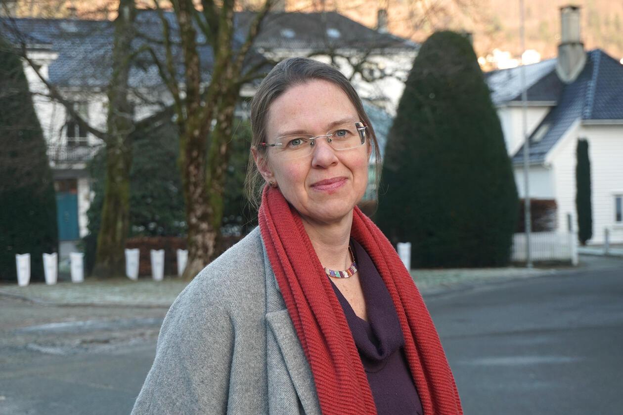 Elisabeth Ivarsflaten Disconnect SFF