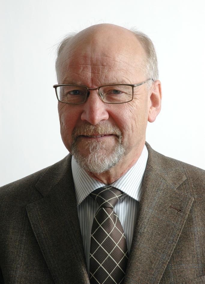 Eirik S. Amundsen, professor, Department of Economics, UiB.