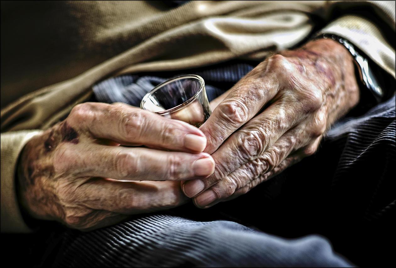 eldre kreft og demens på sykehjem
