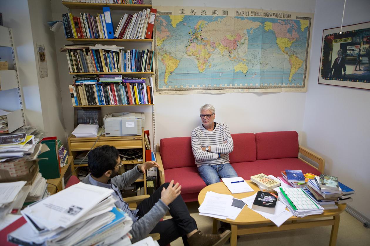 Masterstudent og veileder