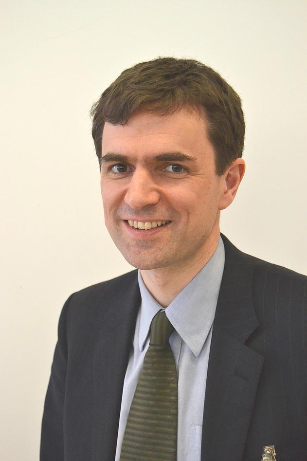 Endre Tvinnereim, researcher, UiB and Uni Rokkan.