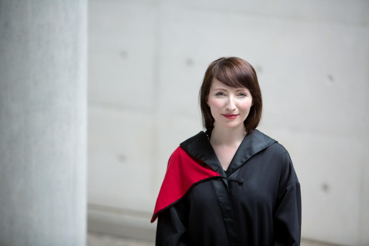 Postdoctoral Fellow Agnete Engelsen, Department of Biomedicine, University of Bergen (UiB), who got her PhD at UiB in May 2013 and is now a part of the CELLNET research group at the university.