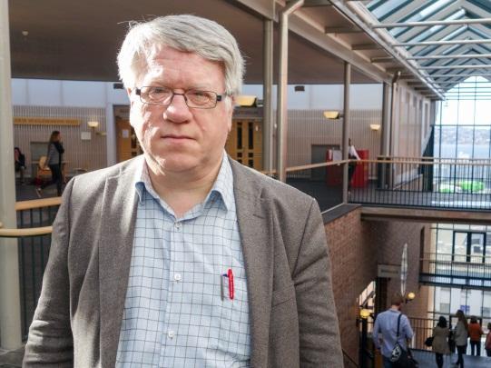 Professor Ernst Nordtveit