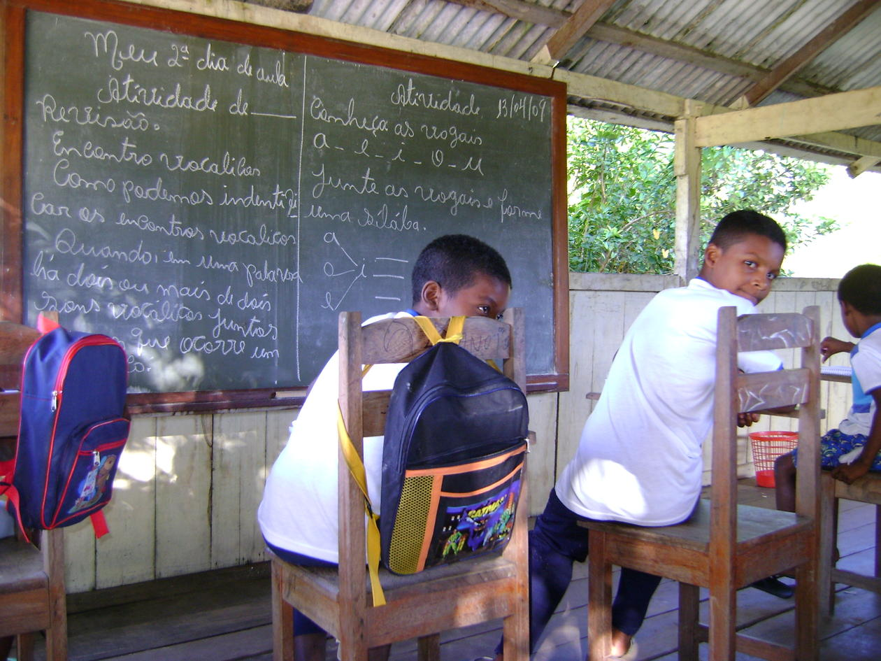 Escola Pancada