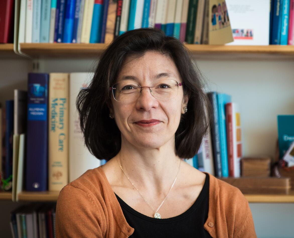 Professor Esperanza Diaz