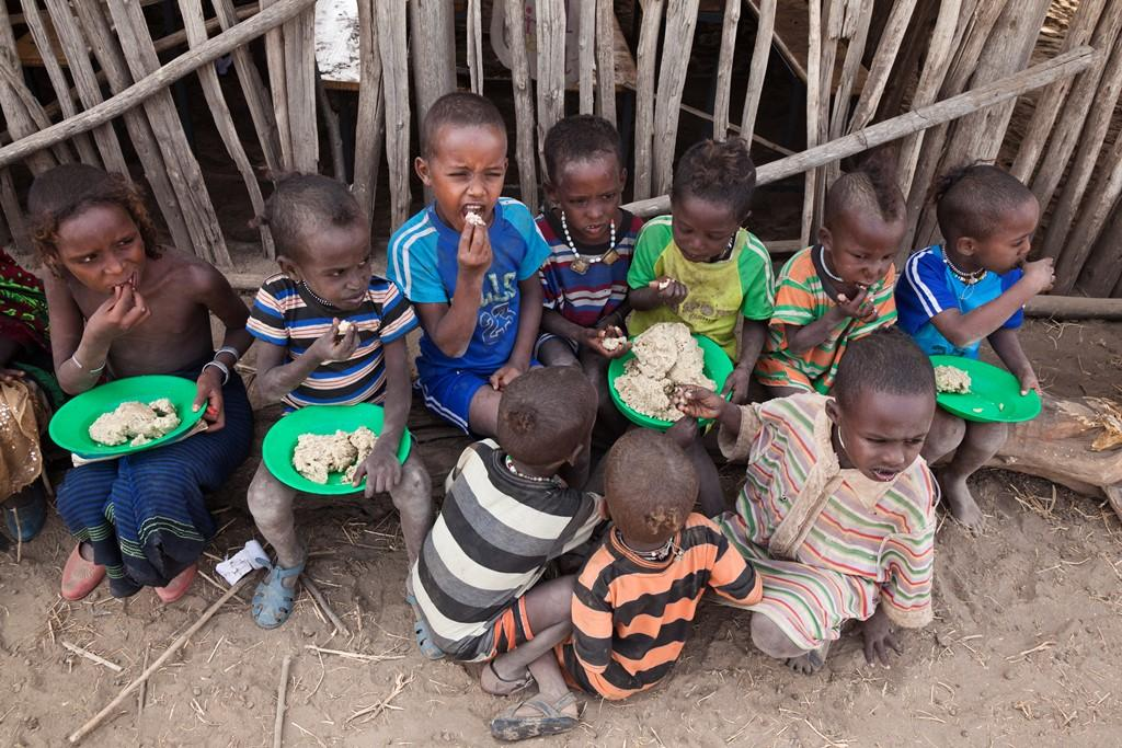 does location matter a study of malnutrition amongst ethiopian