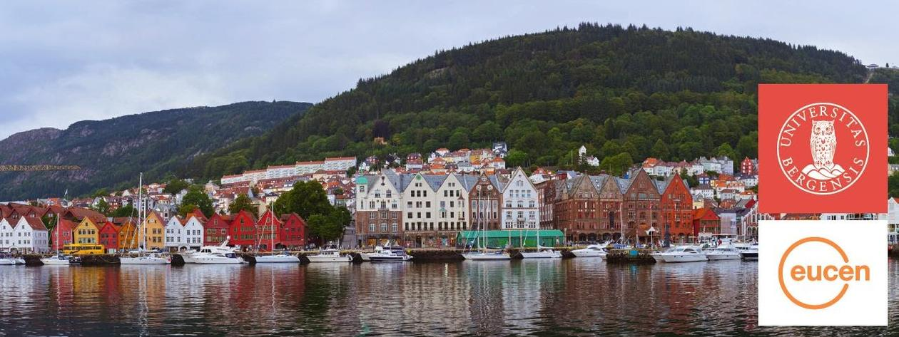50th EUCEN Conference to be held at University of Bergen June 6-8 2018