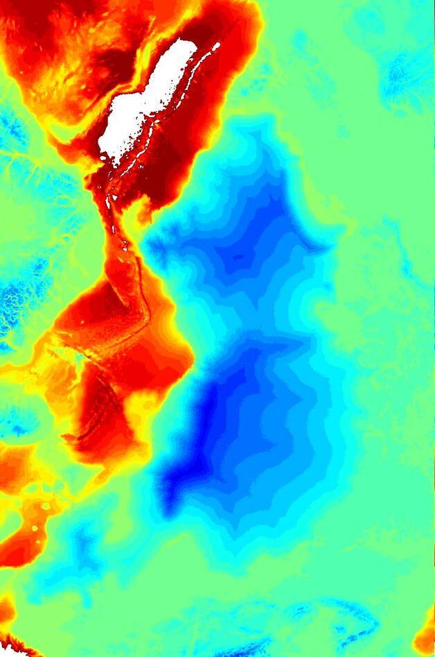 Eurasian Ice Sheets