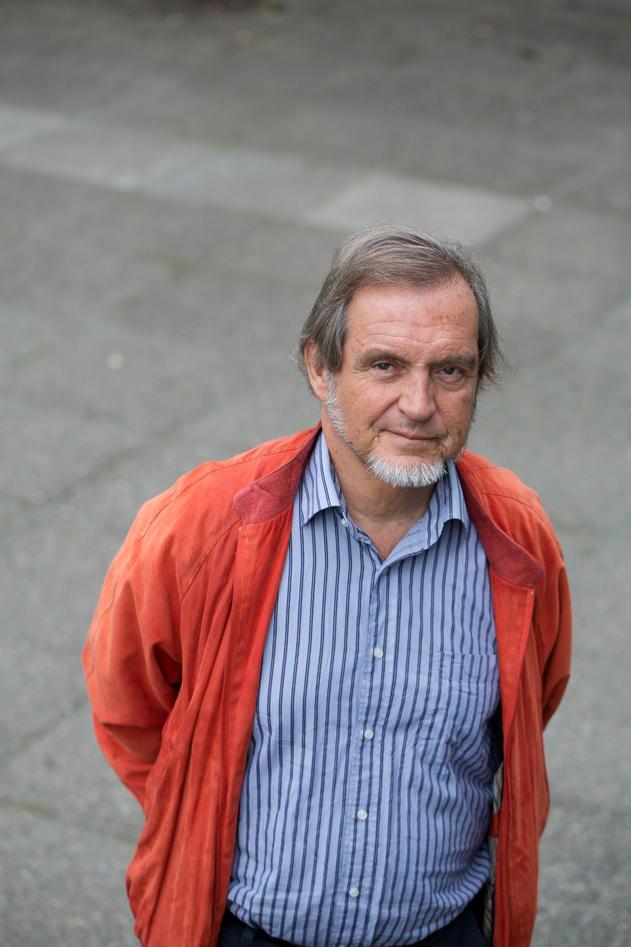 Professor Helge Vidar Holm, Institutt for framandspråk, UiB.
