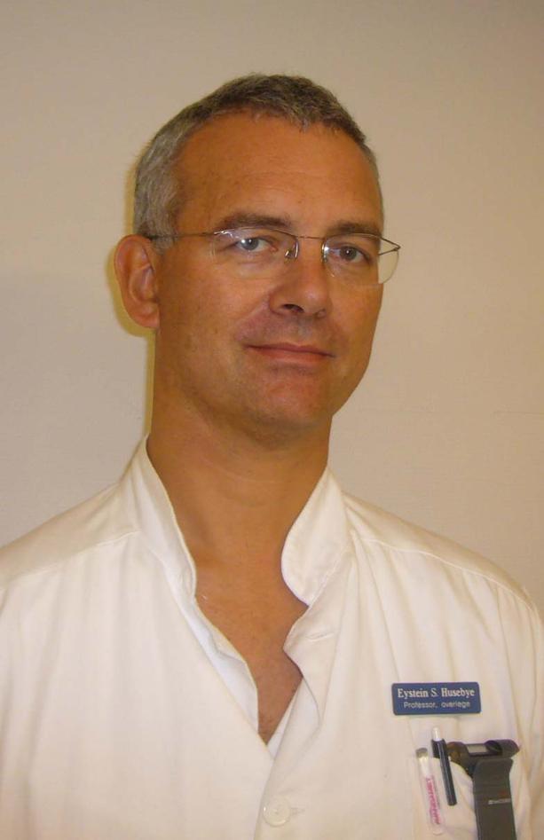 Prof. Eystein Husebye, Dpmt. of Clinical Science, University of Bergen (UiB)