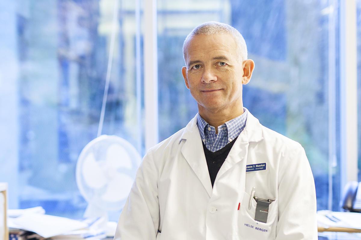 Professor Eystein Husebye