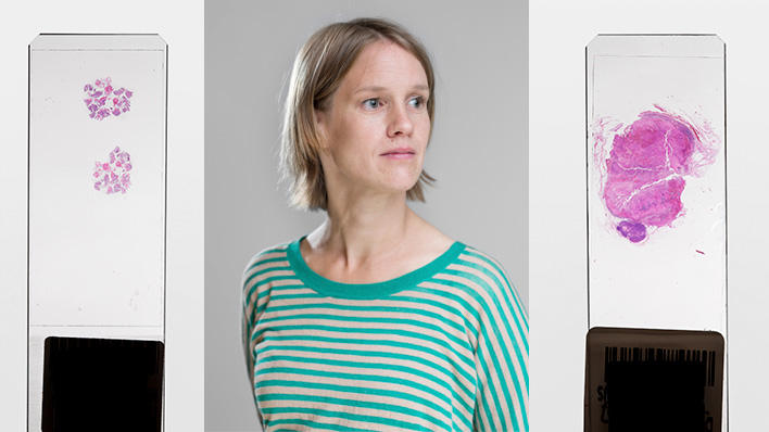 Portrett av Monica Mannelquist