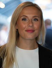 Head of JSU, Vilde Martine Gjethammer