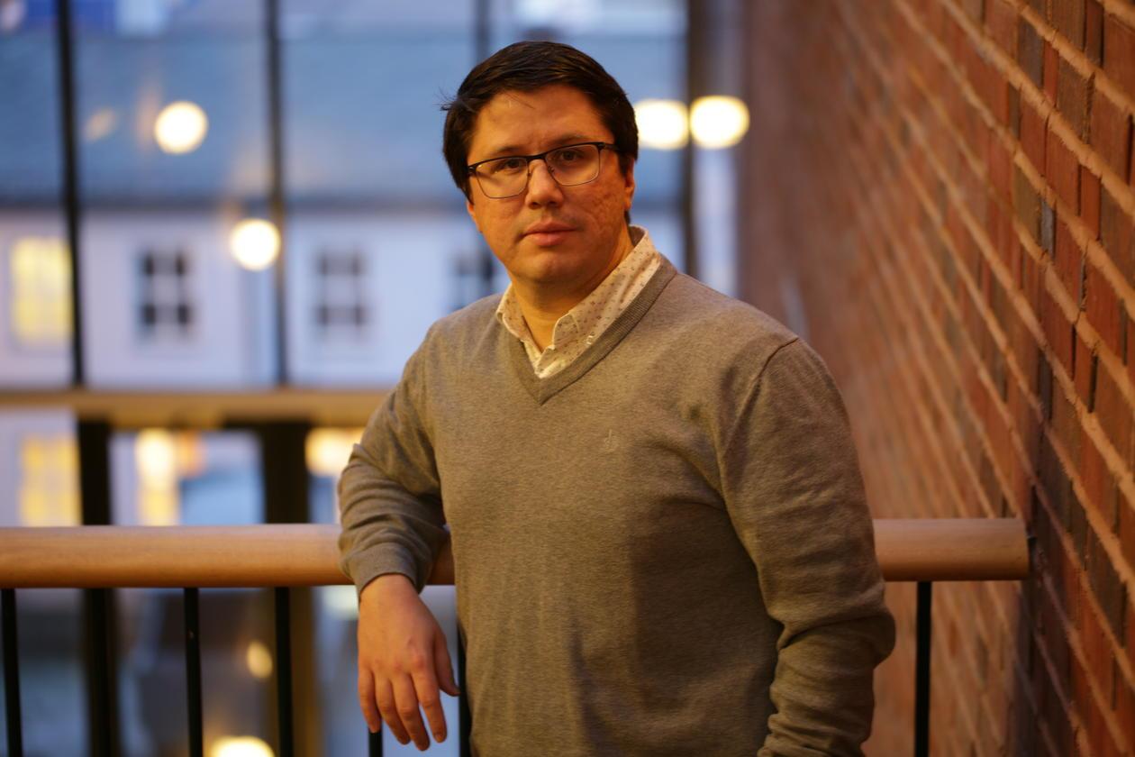 Portrait of Ignacio