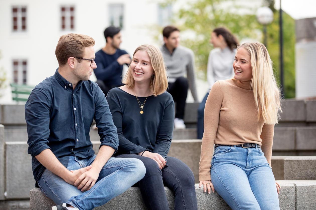 Studenter juridisk fakultet