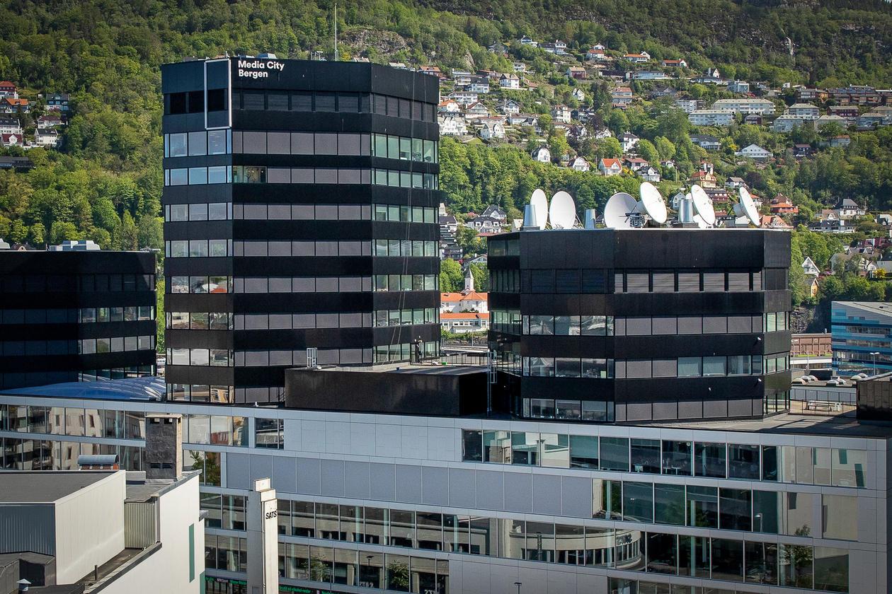 MediaFutures på Media City Bergen