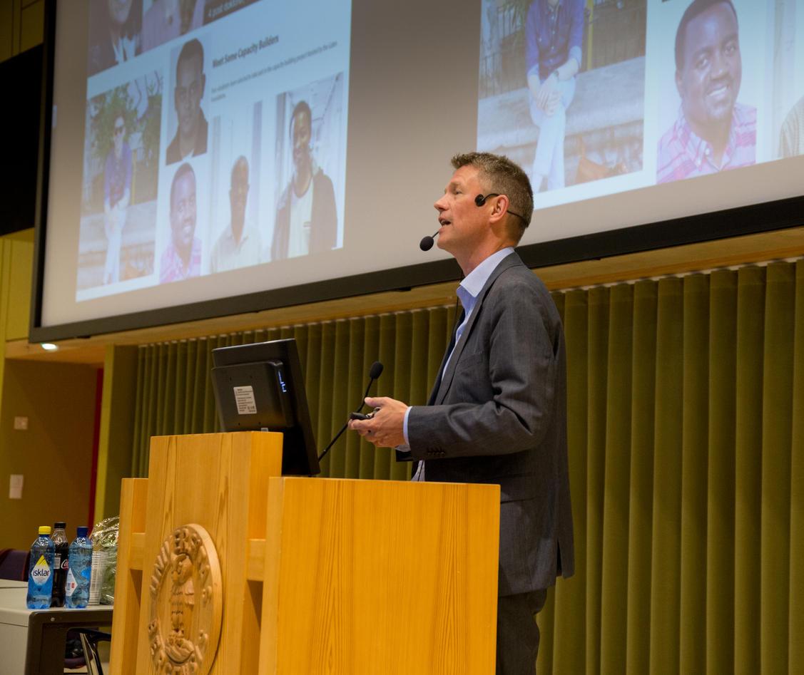 Ole F. Nordheim om Globale helseprioriteringer