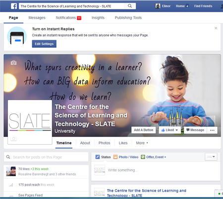 SLATE Facebook