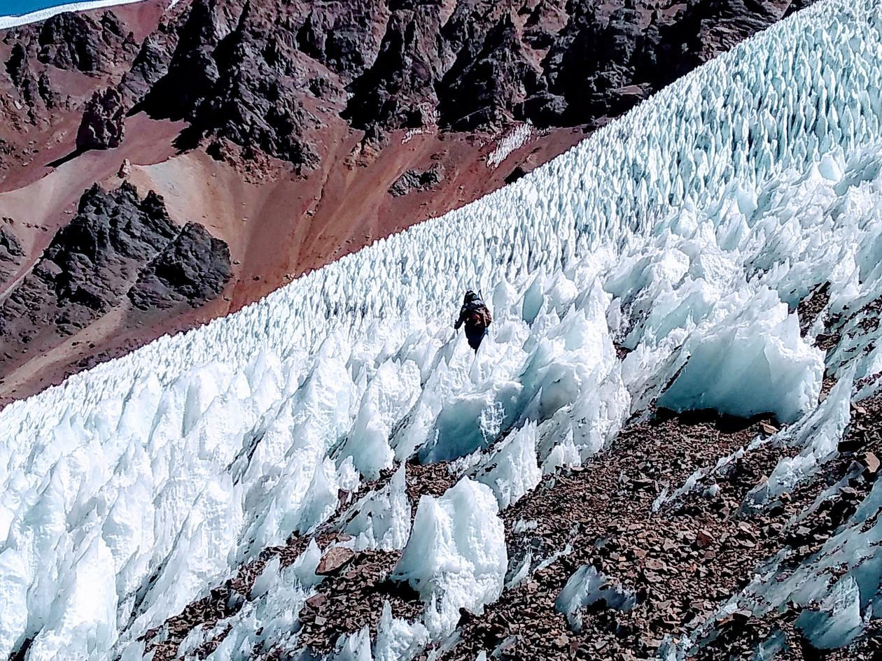 Tapado Glacier