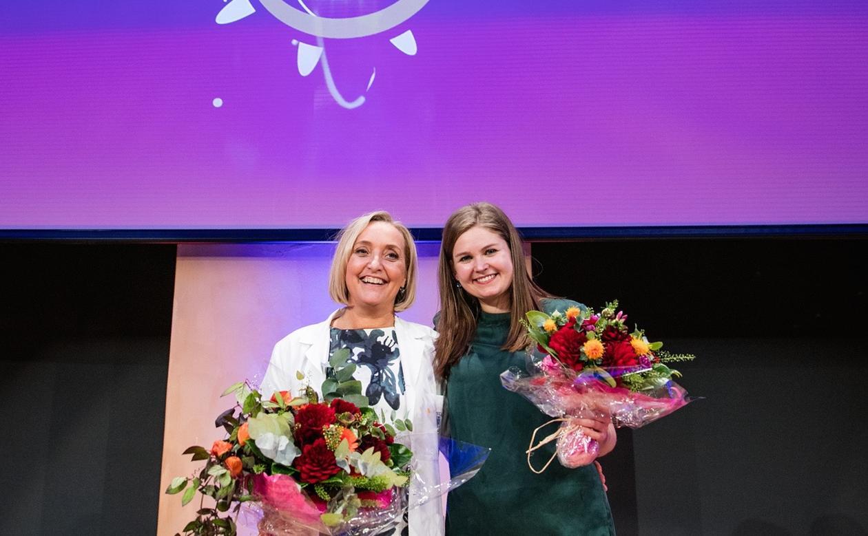 Vinnere av Forsker grand prix Bergen