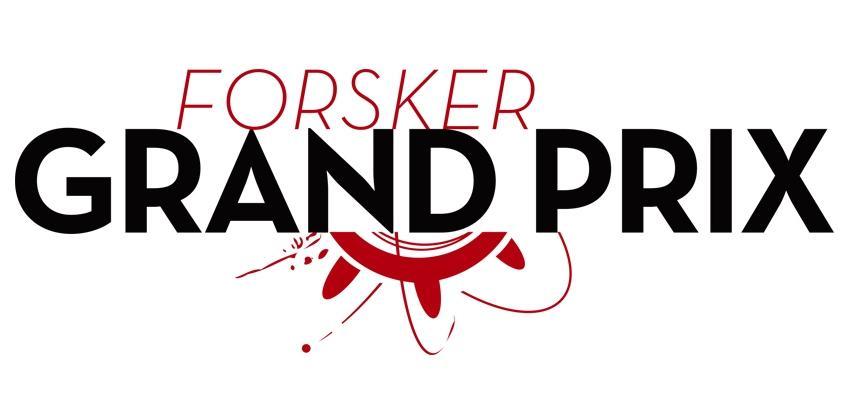 Forsker grand prix-logo