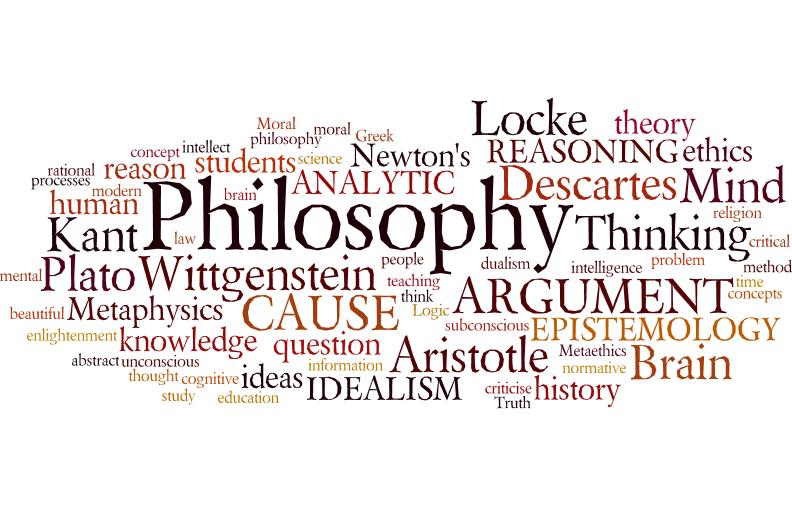 Filosofiske retninger og filosofer