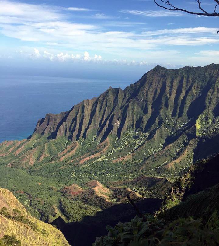 Fjell på Hawaii