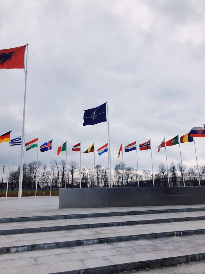 Flaggborgen NATO