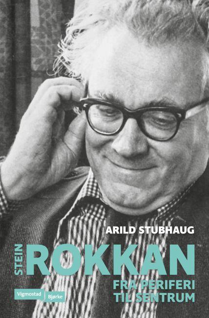 Bilete av forsida til biografien om Stein Rokkan