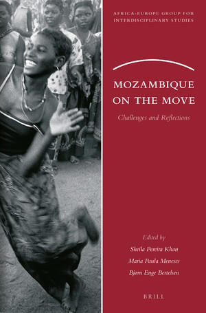 Frontcover Mozambique on the move