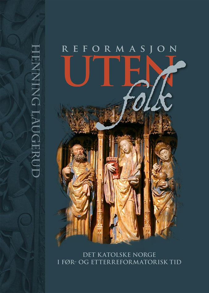 Forsiden til boken «Reformasjon uten folk»