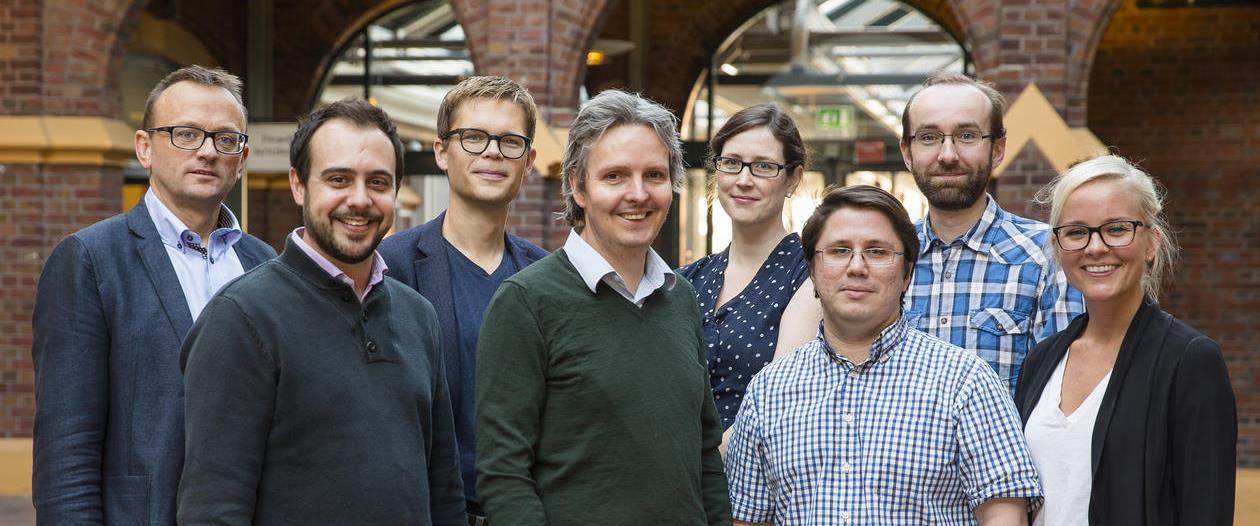 Forskergruppen for konkurranse- og markedsrett 2