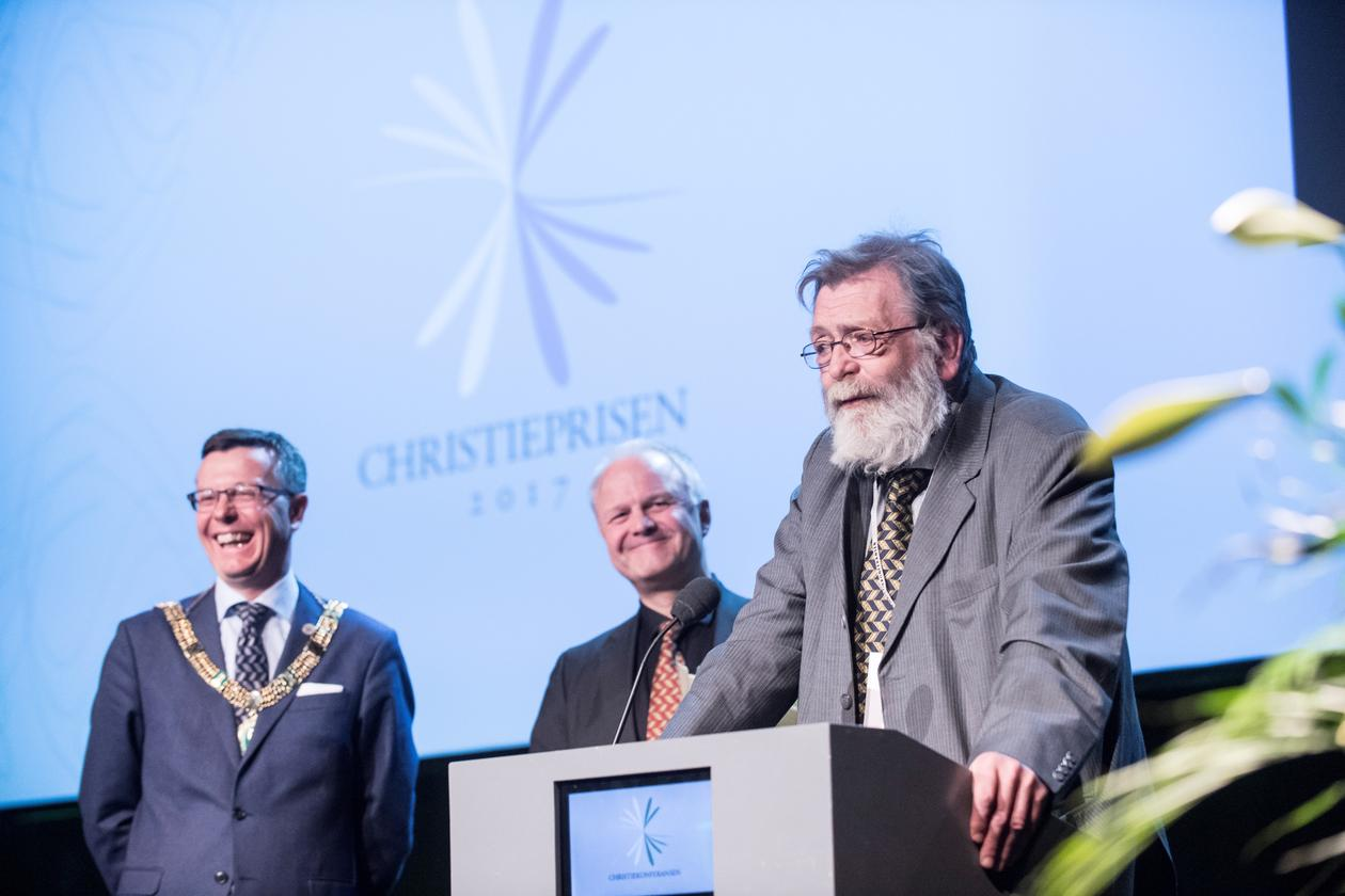 Frank Aarebrot Christiepris