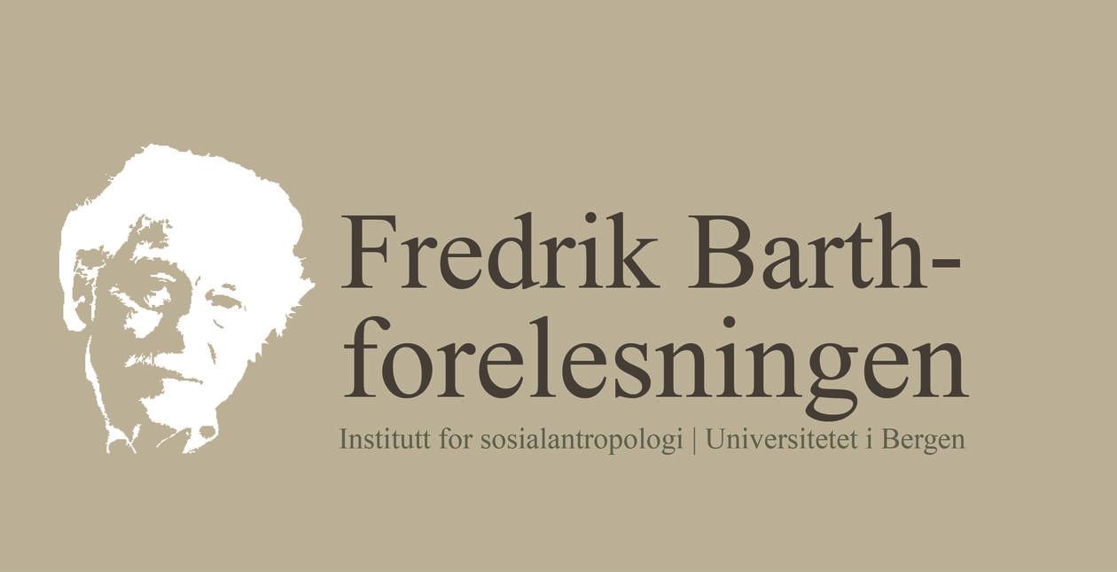Logo Fredrik Barth-forelesningen